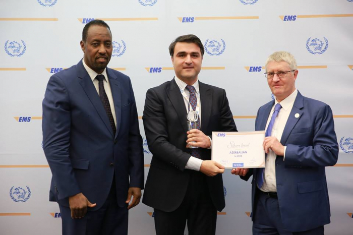 Azərpoçt beynəlxalq sertifikata layiq görüldü