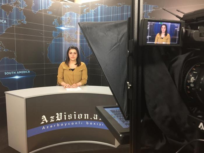 AzVision English: Résumé de la journée du 19 avril -  VIDEO