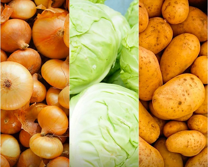İki nazirlik kartof-soğanın qiyməti ilə bağlı məlumat yaydı