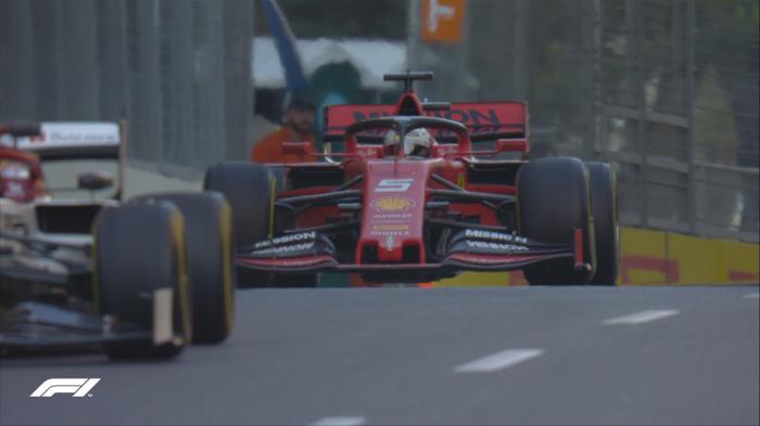 """""""Formula 1""""-in ikinci sərbəst yürüşü başa çatıb"""