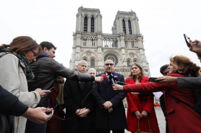 Les grandes peintures de Notre-Dame vont être restaurées au Louvre