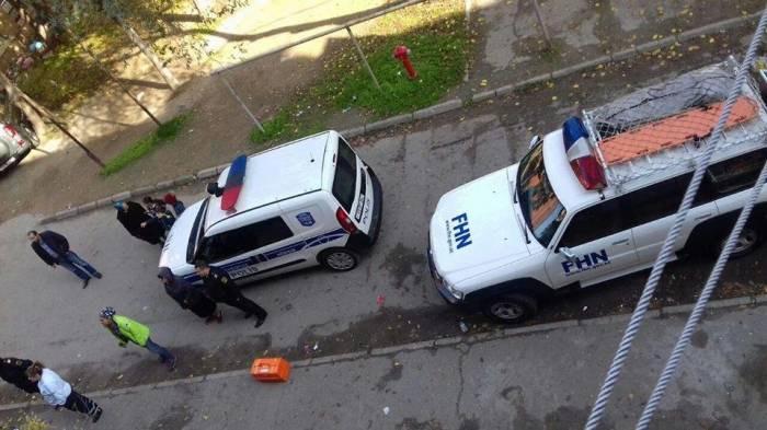 Köməksiz qalan iki nəfər xilas edildi