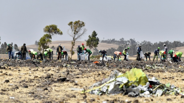 Trascienden los últimos minutos de vuelo del Boeing 737 Max de Ethiopian Airlines