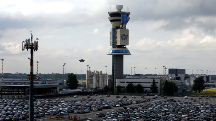 Milan airport traffic suspended after DRONE sighting