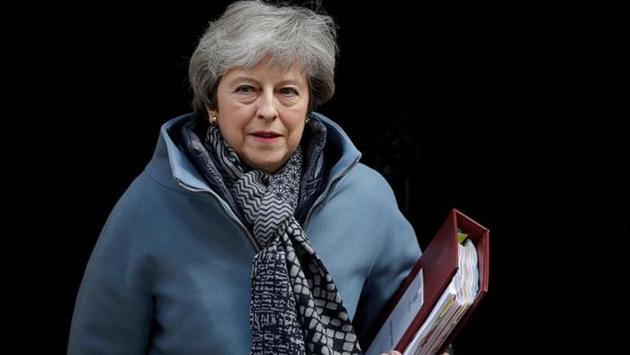 Theresa May pide a Bruselas retrasar el Brexit hasta el 30 de junio