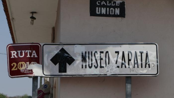 Así sobreviven las tierras del líder revolucionario Emiliano Zapata