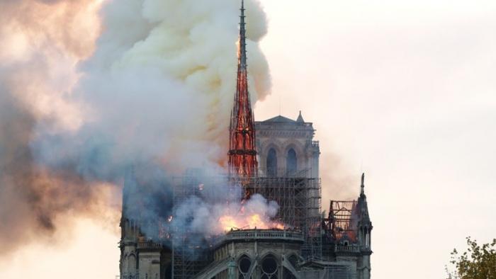 ¿Por qué fue tan difícil detener el fuego en Notre Dame?