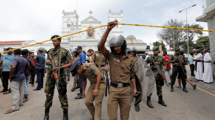 Sri Lanka:   état d