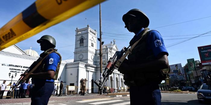 Sri Lanka: explosion à Colombo durant une opération de déminage