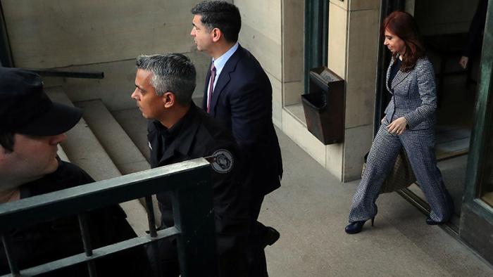 La Justicia argentina confirma el primer juicio oral contra Cristina Kirchner