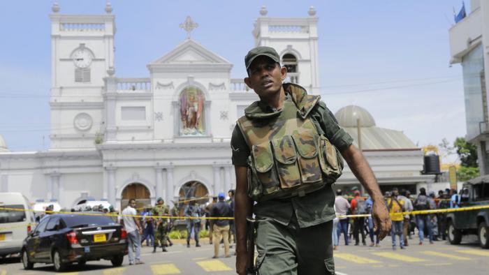 El Estado Islámico se atribuye los ataques en Sri Lanka sin proporcionar pruebas