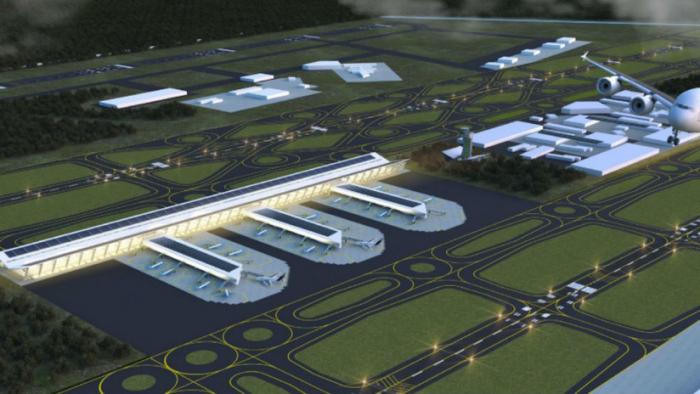 López Obrador anuncia la fecha de la construcción del nuevo aeropuerto de Santa Lucía