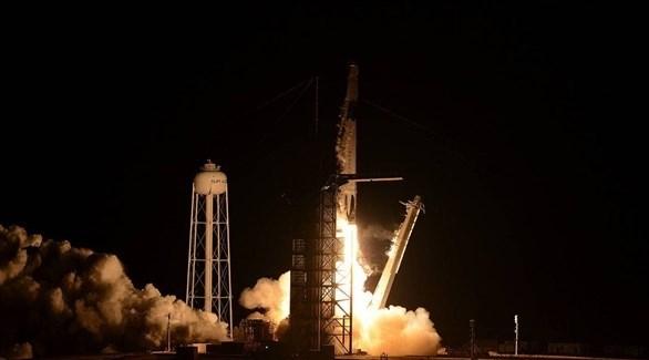 انطلاق كبسولة بنجاح إلى محطة الفضاء الدولية