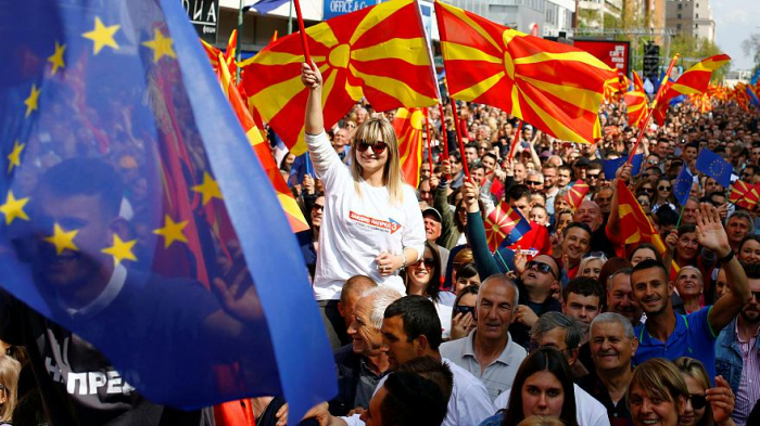 North Macedonia readies for first elections since name change