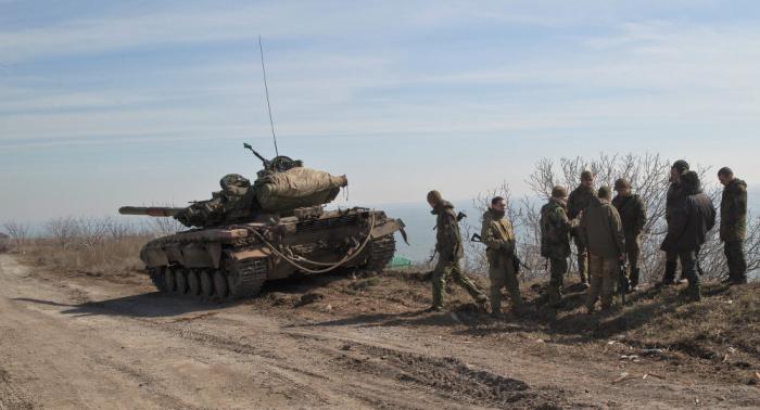 سلطات لوهانسك تتهم القوات الأوكرانية بقصف أراضيها 5 مرات خلال 24 ساعة