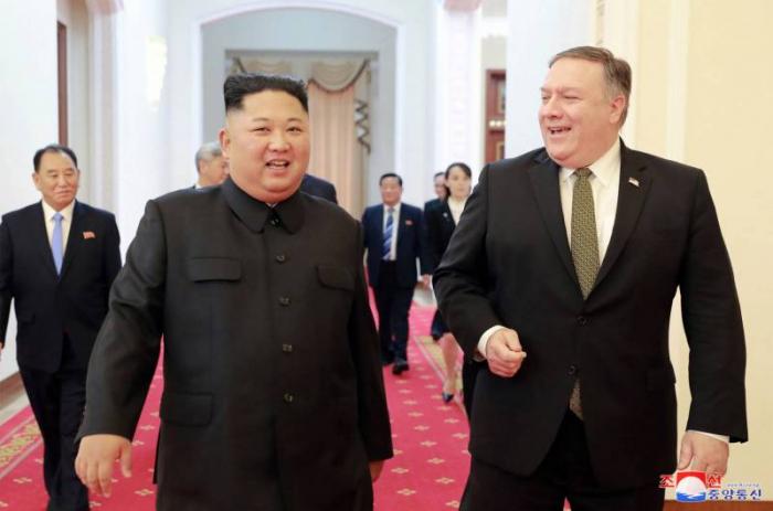 Pyongyang ne veut plus de Pompeo aux discussions sur la dénucléarisation