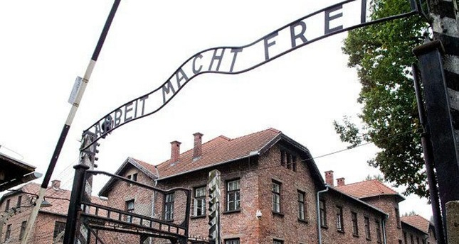 US tourist may face prison term over attempted theft from Auschwitz in Poland