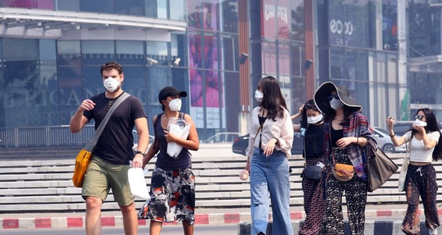 Air pollution to shorten lives by almost 2 years, study says