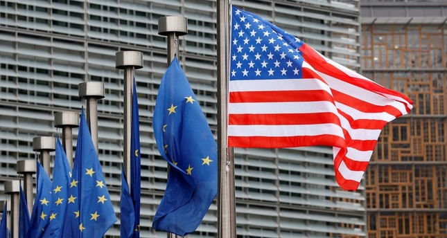 EU countries green light trade talks with US