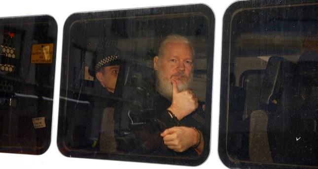 Assange used embassy as spy center, Ecuador
