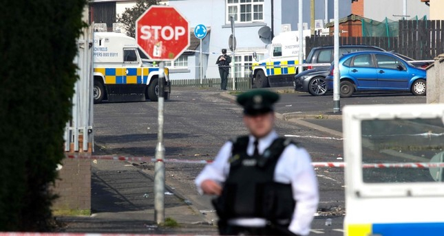 Journalist shot dead in Northern Ireland, police suspect New IRA terrorist attack