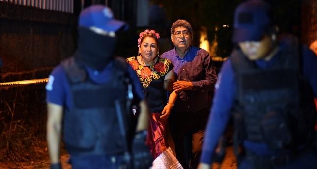 Gunmen kill 13 at family celebration in Mexico