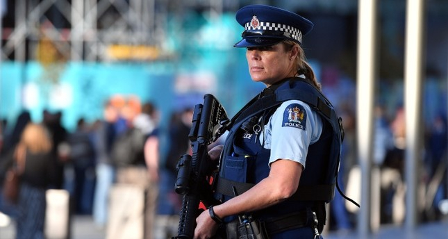 NZ police find explosive device in Christchurch
