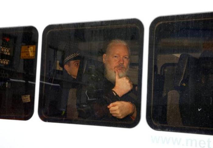 Assange: l