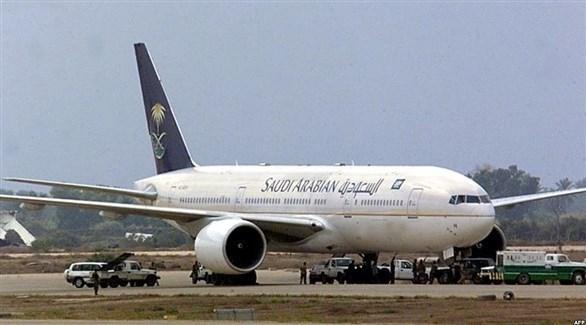 بعد عقود.. أول طائرة سعودية تحط اليوم في مطار النجف بالعراق