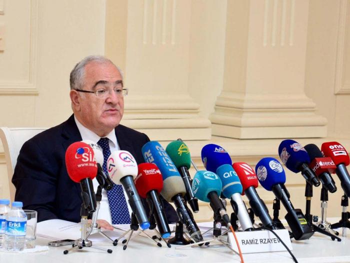 """""""Prokurorluq tərəfindən verilən protestlərin 35 faizi təmin edilib"""" - Ramiz Rzayev"""