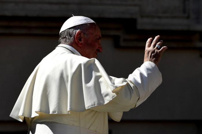 Notre-Dame:   le pape exprime aux pompiers la «gratitude de toute l