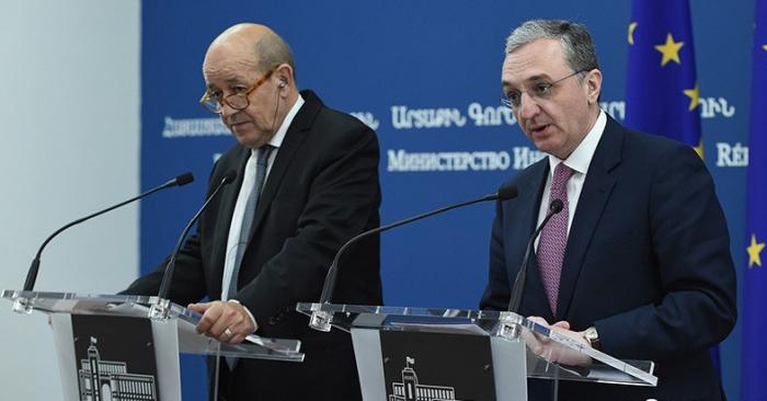 """باريس الرسمية:  """"فرنسا تؤيد التسوية السلمية لنزاع كاراباخ"""""""