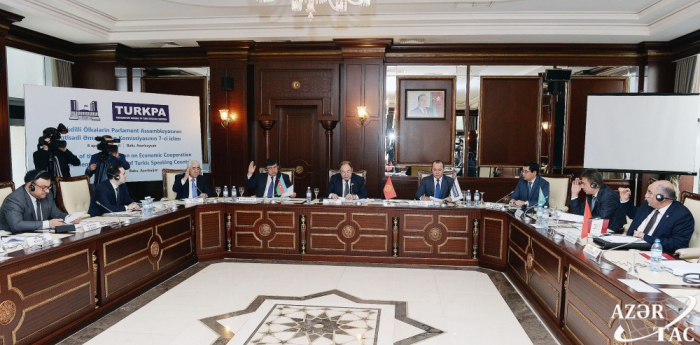 Milli Majlis hosts 7th meeting of TURKPA Commission on Economic Cooperation