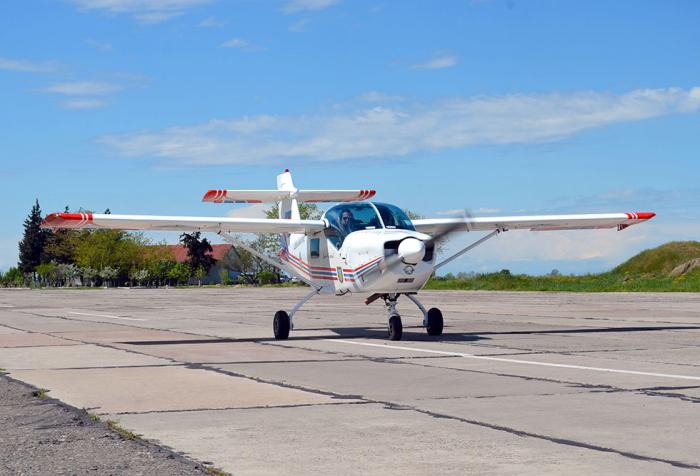 Hərbi pilotlarımız təlim uçuşlarına başladı - VİDEO