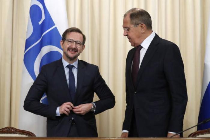 Greminger: «La Russie est un partenaire clé dans les négociations sur la résolution du conflit du Karabagh»