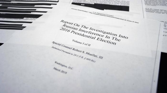 Mueller-Bericht bleibt vage