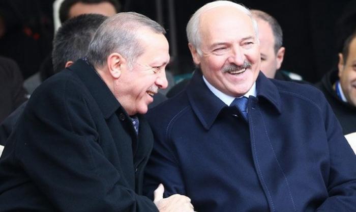 Lukaşenko Ərdoğanla görüşə gedir