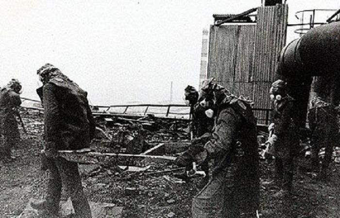Le 26 avril 1986, la centrale nucléaire deTchernobylexplose