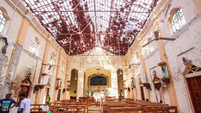 هجمات سريلانكا.. تفاصيل مفاجئة عن جنسيات القتلى
