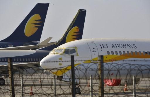 La compagnie indienne Jet Airways suspend tous ses vols