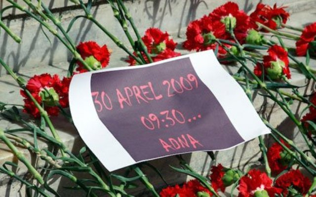 10 years passed since the terrorist attack at the Azerbaijan State Oil Academy