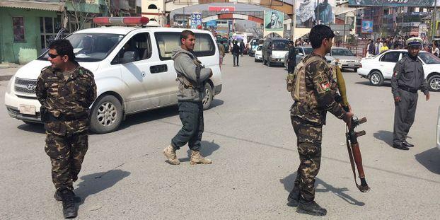 Afghanistan:   fin de l