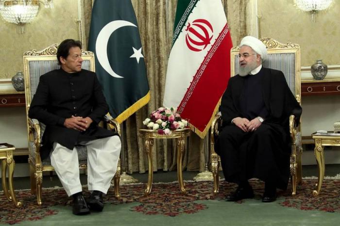 Frontière Iran-Pakistan:  création d