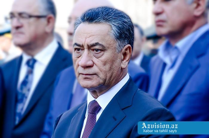 Ramil Usubov Göyçayda vətəndaşlarla görüşüb