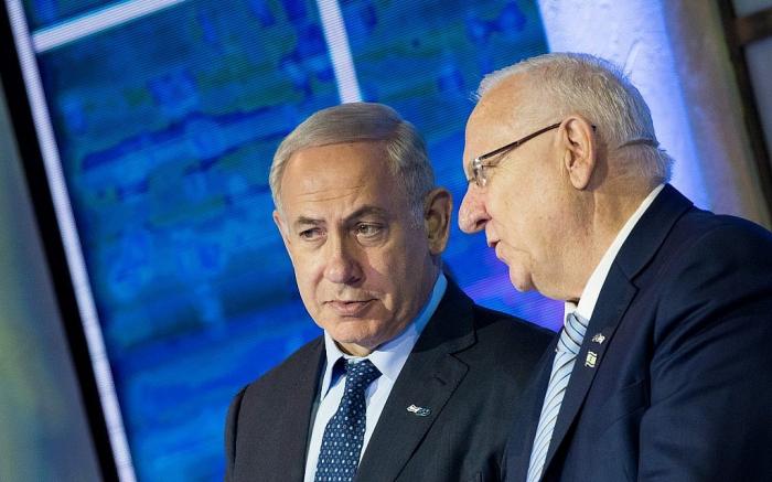 Israël:   le président a chargé Netanyahu de former le prochain gouvernement