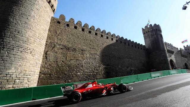 Les voitures de course du Grand Prix de Formule 1 d