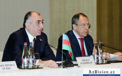 Azerbaijani, Russian FMs hail level of political dialogue
