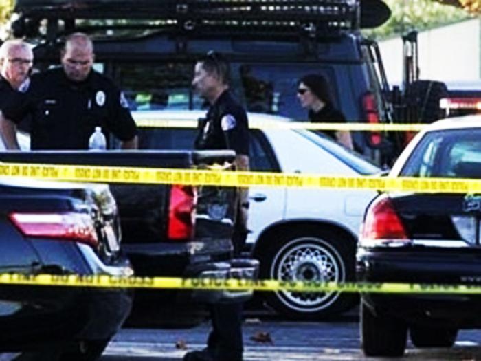 Shooting kills 1, injures 1 at U.S. naval air station
