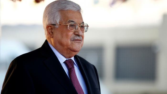 Palestinian President Mahmoud Abbas swears in new government