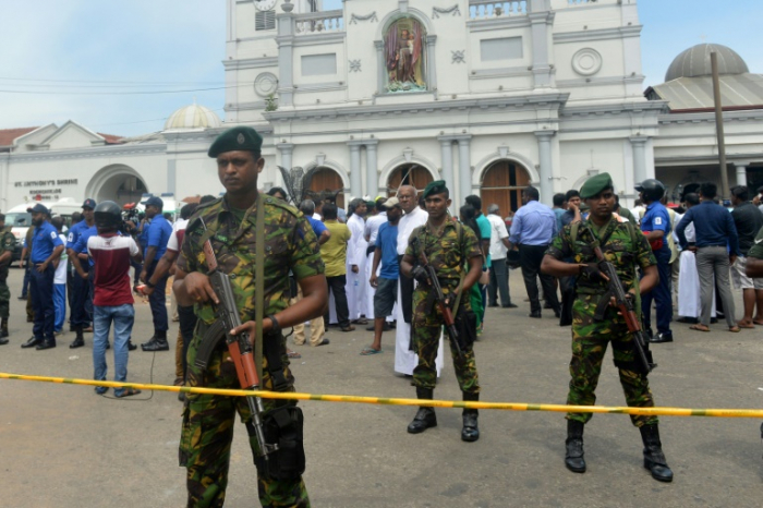 Seven arrested as Sri Lanka bombings death toll passes 200 - UPDATED